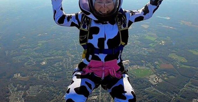 accomplishment skydiving