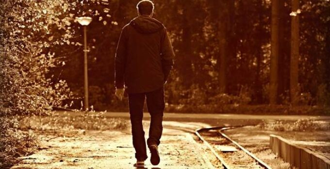 italian man walks 450km after argument with wife